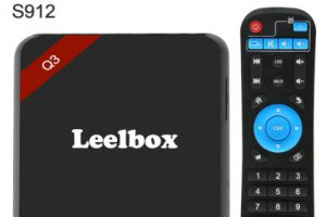 Leelbox tv box Android
