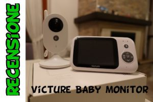 Victure baby monitor