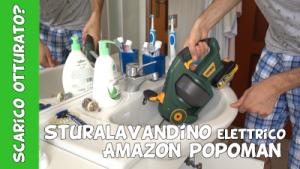 Sturalavandino elettrico Amazon Popoman