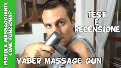 Test e recensione massaggiatore muscolare
