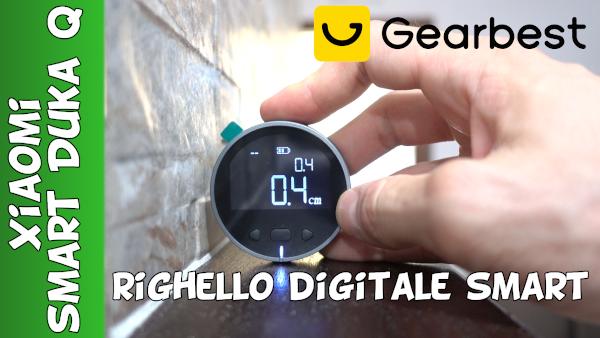 Xiaomi metro digitale smart Duka small Q Gearbest