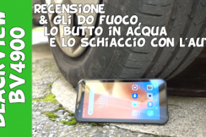 Blackview BV4900 test e recensione