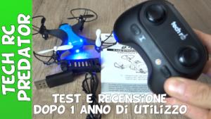 Drone giocattolo idea regalo per Natale adulti e bambini