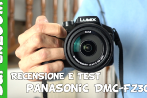 Fotocamera superzoom economica con schermo orientabile per youtube