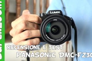 Fotocamera superzoom economica con schermo orientabile per youtube