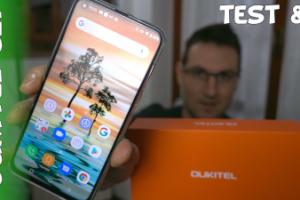 Recensione Oukitel C21 smartphone sotto i 150 euro
