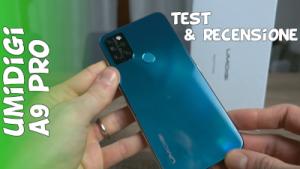 Umidigi A9 Pro test e recensione