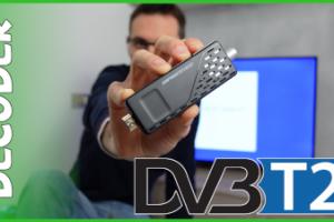 Recensione decoder per nuovo digitale terrestre dvb t2 Main 10 HEVC 10 bit