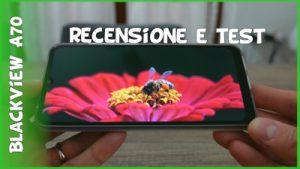 Recensione test e prova smartphone economico Blackview A70