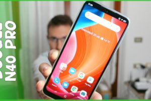 Recensione e test smartphone Android Doogee N40 Pro