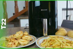 Recensione friggitrice ad aria Amazon Proscenic T22